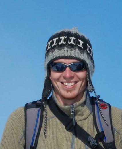 Martin ist bei outdooractive.com zuständig für Research und Development.