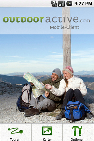 Der outdooractive.com-Mobile Client