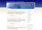 Outdoor-Blog aus der Schweiz