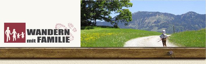 """Outdoor-Portal """"Wandern mit Familien"""". Foto © www.wandern-mit-familie.de"""