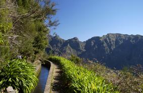 Zahlreiche Levadawanderungen führen zu den schönsten Gebieten auf Madeira. Foto: Gerald Bretterbauer