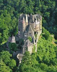 Burg Eltz. Foto: Gräflich Eltz'sche Kastellanei