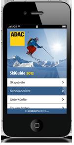 ADAC SkiGuide fürs iPhone