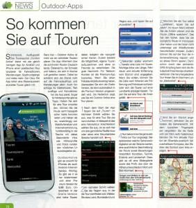 Computer 9/2012 outdooractive.com