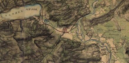 Immenstadt im 19. Jahrhundert