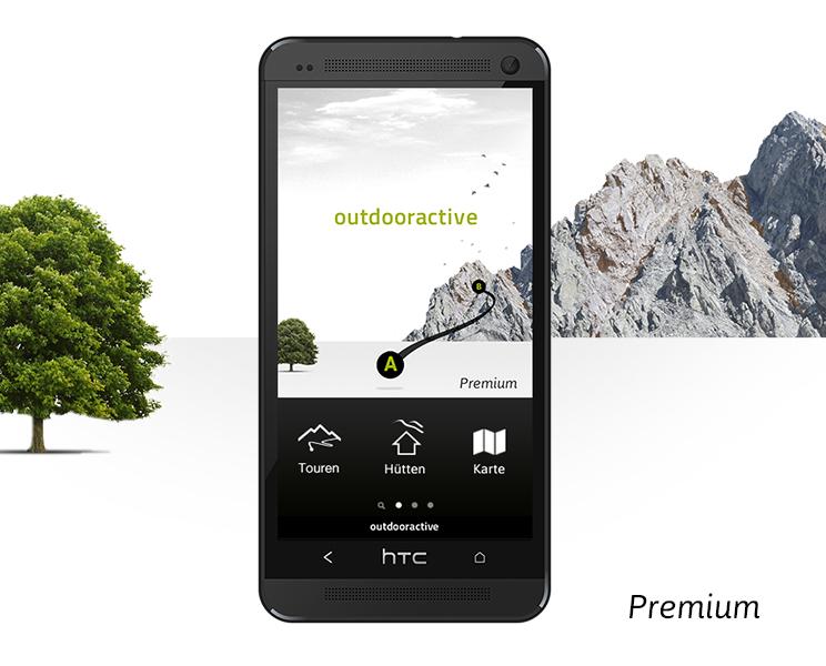Großes Update der Outdooractive Premium App für Android!