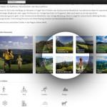 Virtuell reisen: der Outdooractive Reiseführer