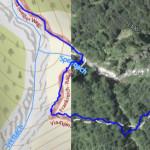 Unterschiedliche Höhenmeterangaben bei Tourenplanung und GPX-Aufzeichnung