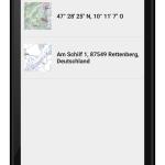 Großes Android-Update für Outdooractive