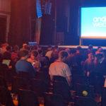 Unser Outdooractive Android-Entwicklerteam auf der Droidcon
