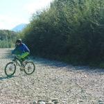 VAUDE im Test: die Mountainbike-Überhose