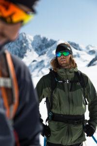 Die S-Way VLM+ ist optimal für Wintersportler geeignet.