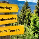 Premium-Touren von Fachverlagen auf Outdooractive