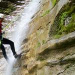 Canyoning – Die Natur erleben