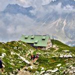 Übernachtung auf einer Hütte - Die Berge hautnah erleben