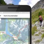 Offline-Speicherung in der neuen Outdooractive App – so funktioniert's
