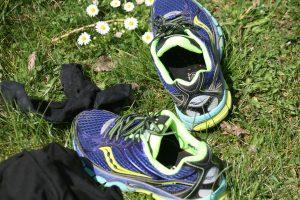 Raus aus den Schuhen