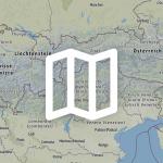 Die Outdooractive Karte mit Vektor-Technologie