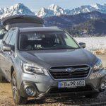 Der Subaru Outback: Abenteuer mit Sicherheit
