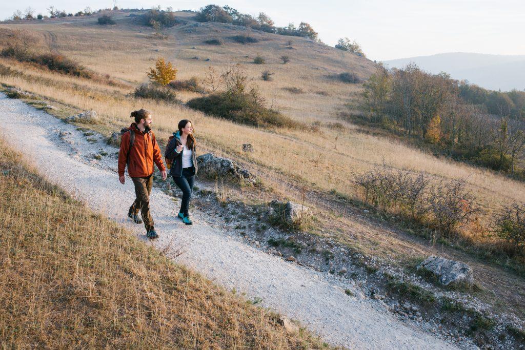 Wandern mit SCARPA Mojito Trail GTX