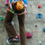 Bouldern und Klettern mit Kindern