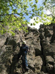 Bouldern und Klettern mit Kindern - Outdooractive