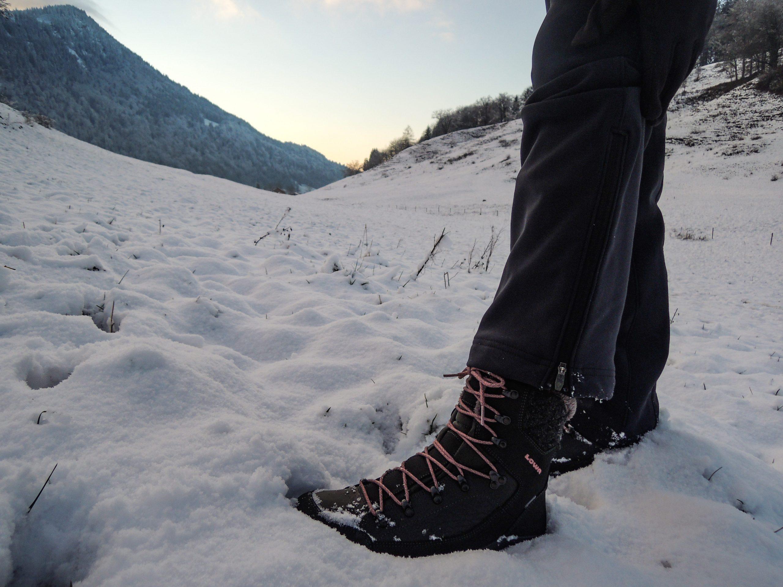 /& Wanderstiefel Lowa Damen Renegade Evo Ice GTX Ws Trekking