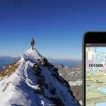 Neu für Pro+ Mitglieder: KOMPASS Karte sowie Touren von KOMPASS, dem Schall Verlag sowie dem ADAC Wanderführer