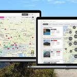 Optimierte Suche - noch schneller Touren & weitere Inhalte finden