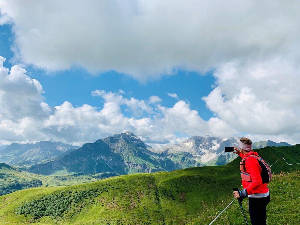 Bergwelt Foto Motiv