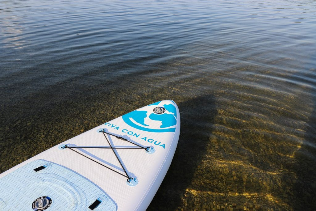 Nachhaltiges Stand-Up-Paddle Board SUP Board