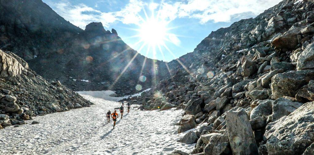 3. Etappe Transalpine Run 2021